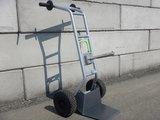 ROX steekwagen met RVS as