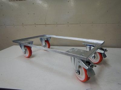dolly 4500 onderstel met wielen