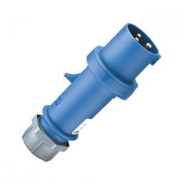 148A Contactstop 16A 3P-6H 230V ProTOP IP44 blauw