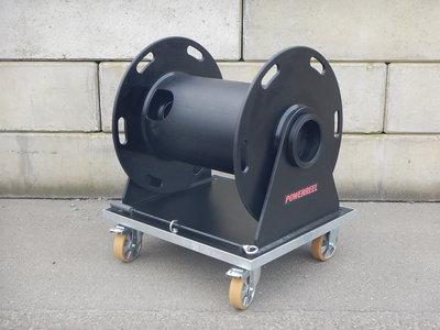 PR6500 krachtstroom kabelhaspel voor 63A en 125A verlengkabels
